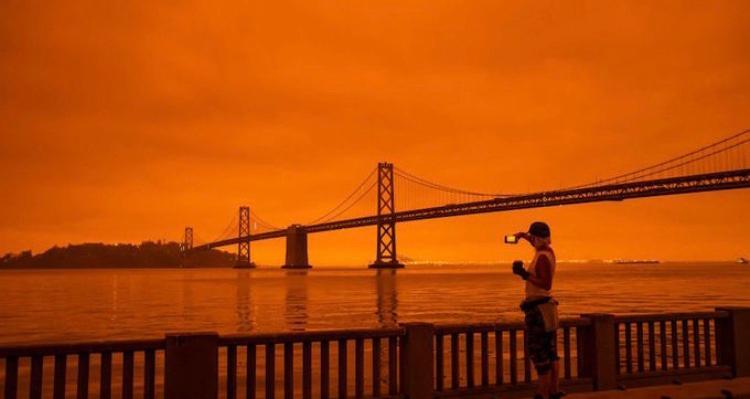 San Francisco - Fires